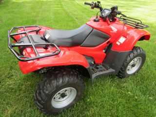 2011 Honda Fourtrax 420 At 4x4 Eps photo