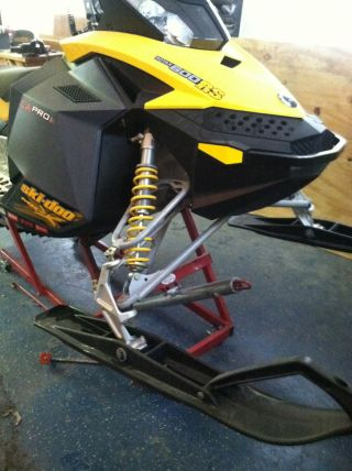2009 Ski Doo Xp Rs photo