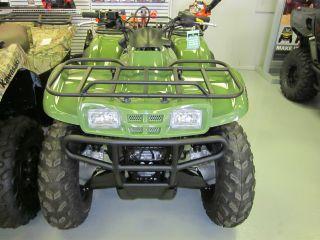 2012 Kawasaki Prairie 360 4x4 photo