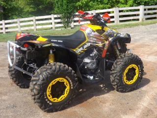 2010 Can Am Renegade Xxc photo