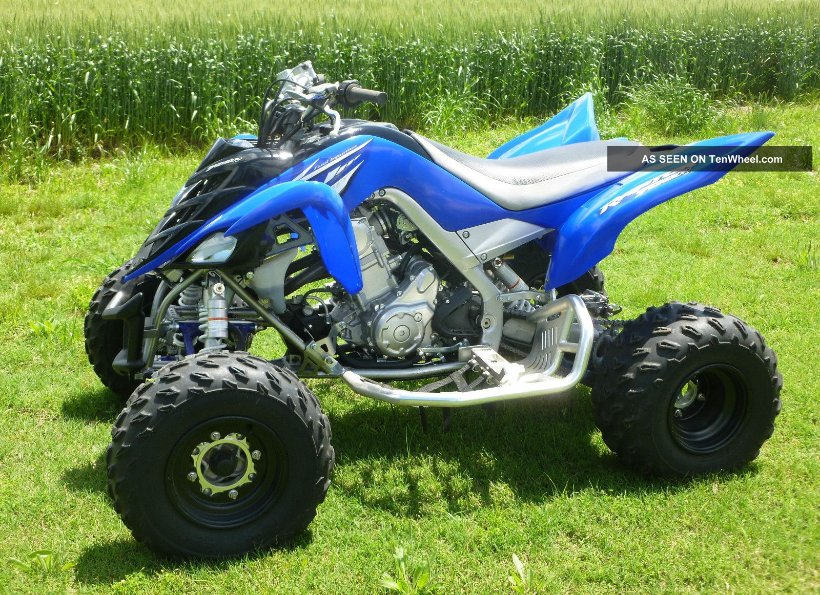 2008 Yamaha Raptor Yamaha photo