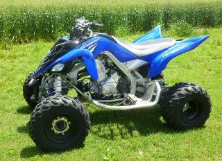 2008 Yamaha Raptor photo