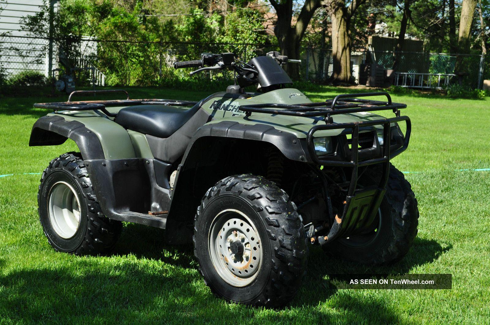 2000 Honda Rancher