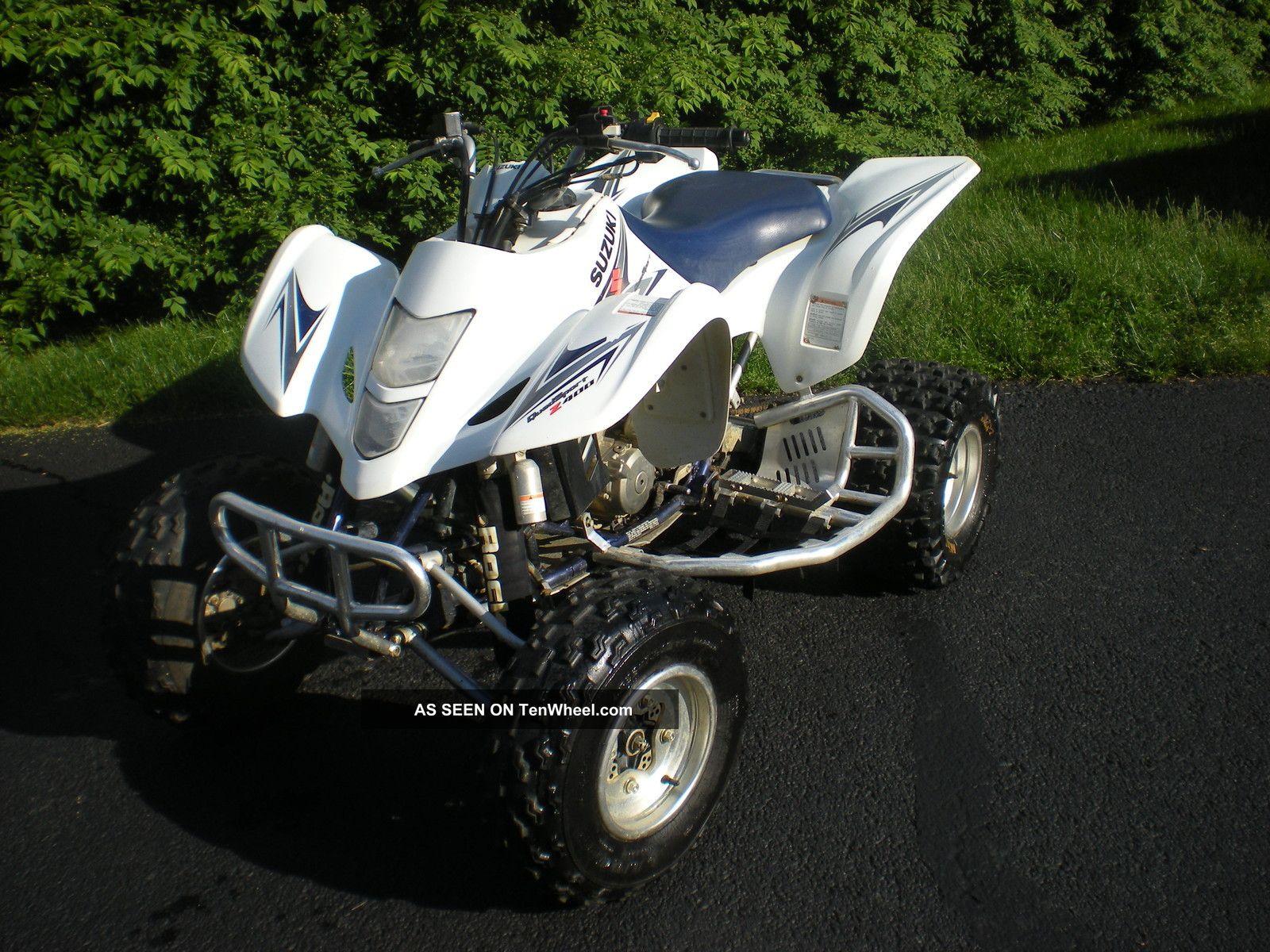2008 Suzuki Z400 Suzuki photo