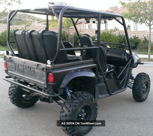 2006 yamaha rhino 660 autos post for 2006 yamaha grizzly 660 value