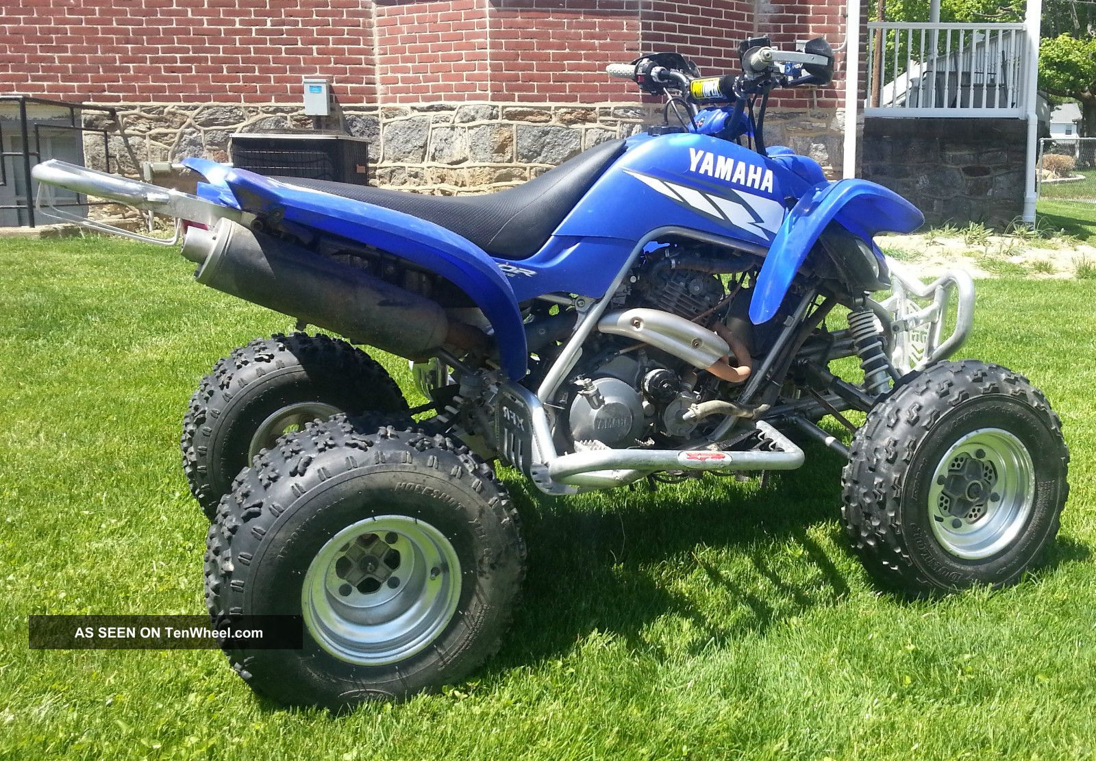 2004 yamaha raptor 660 for 2004 yamaha grizzly 660 value