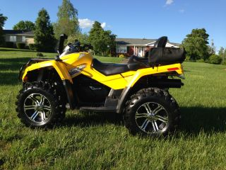 2007 Can - Am Outlander photo
