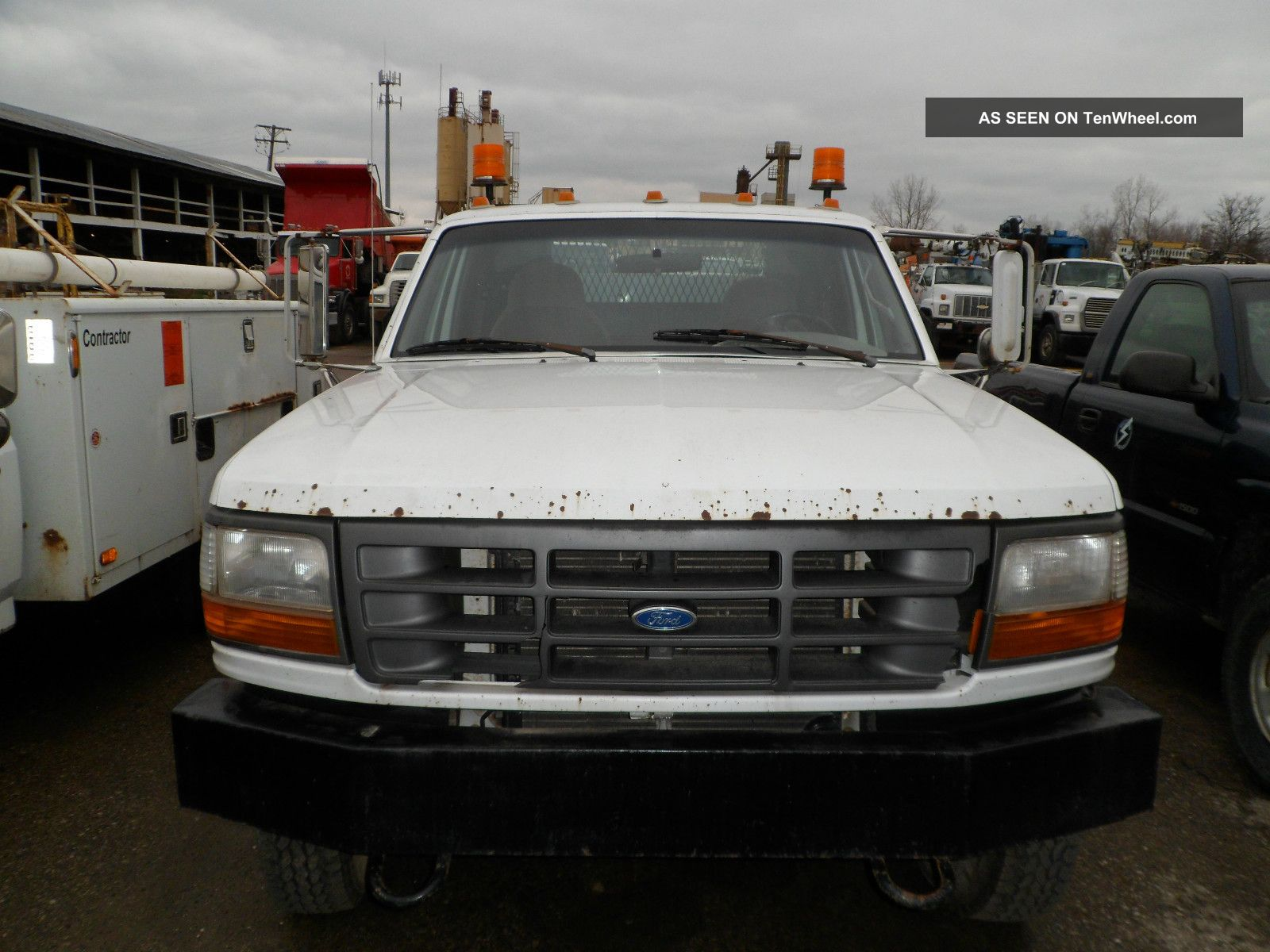 1996 Ford Duty F-350 photo