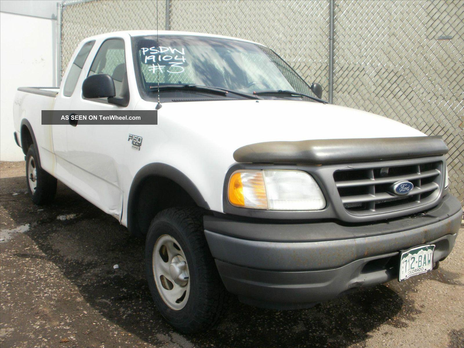 2003 ford f 150 xl cab 4x4 asset 19104