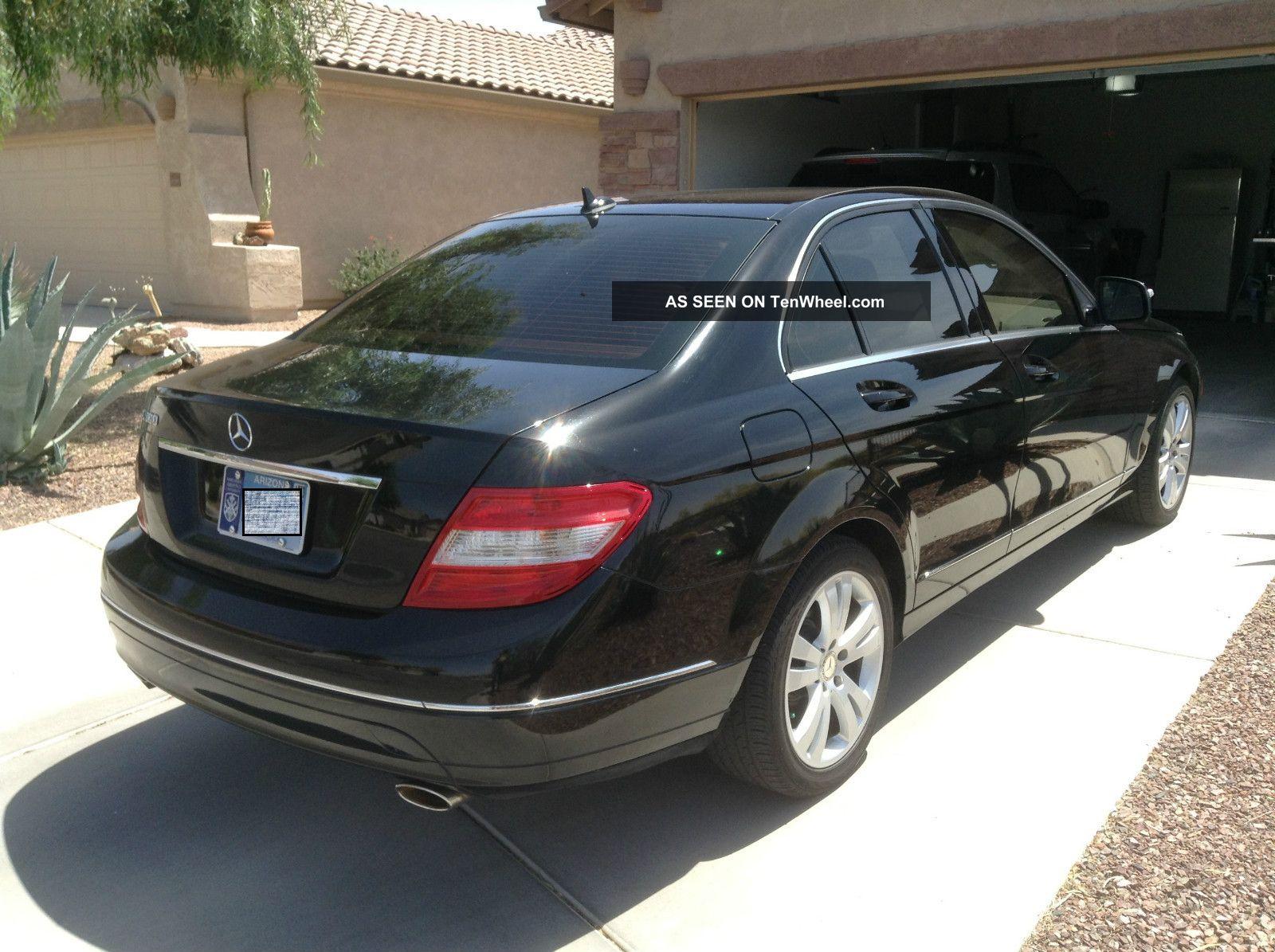 2008 mercedes benz c300 luxury sedan 4 door 3 0l for Mercedes benz c300 luxury
