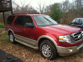 2008 Ford Expedition Eddie Bauer photo