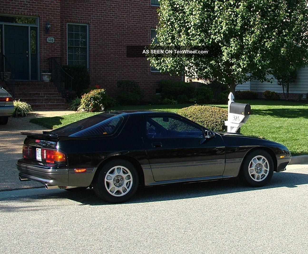 1990 Mazda Rx 7 Gxl Lt1 V8 T56 6speed