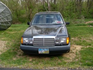 1987 Mercedes Benz 300d photo