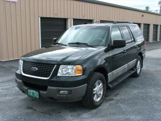 2003 Ford Expedition Xlt Sport Utility 4 - Door 4.  6l photo