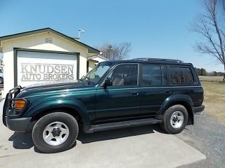 1996 Toyota Land Cruiser 4wd - No Rust No Rot Southern Car photo