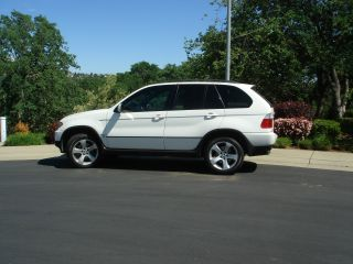 2004 Bmw X5 4.  4i Sport Utility Excellent Transmission,  Panorama photo