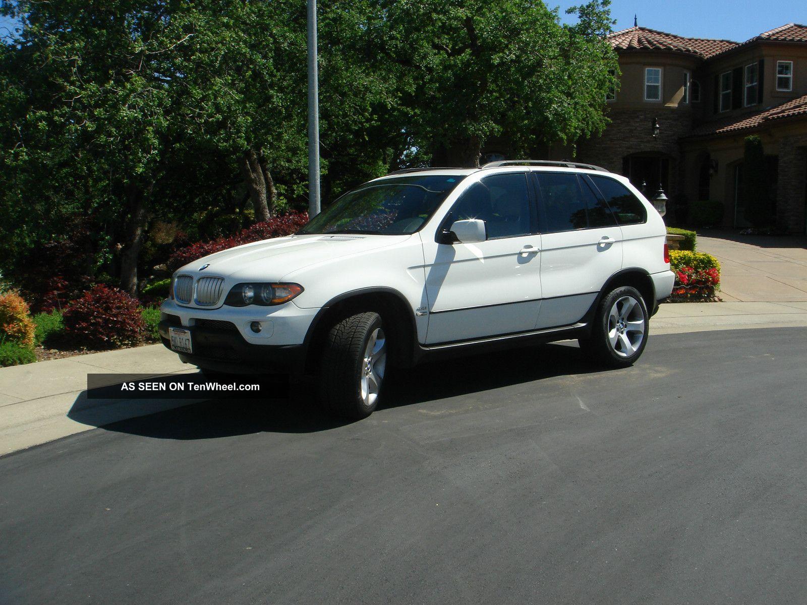 2004 bmw x5 4 4i sport utility excellent transmission. Black Bedroom Furniture Sets. Home Design Ideas