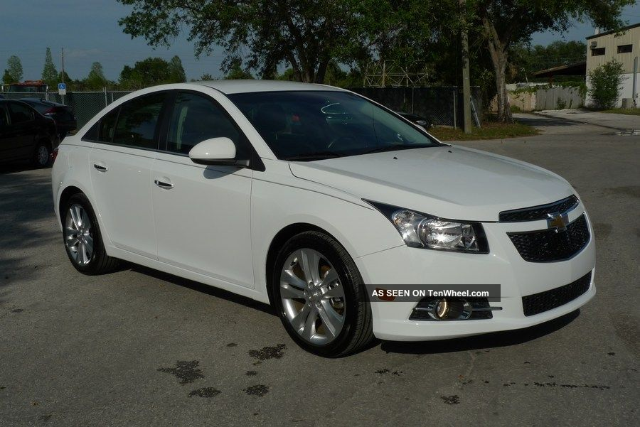 2012 chevy cruze ltz heated 18 wheels 1 4l turbo park. Black Bedroom Furniture Sets. Home Design Ideas