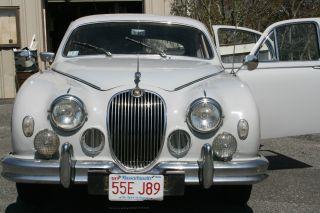 1958 Mark 1 Jaguar,  2.  4 Litre photo