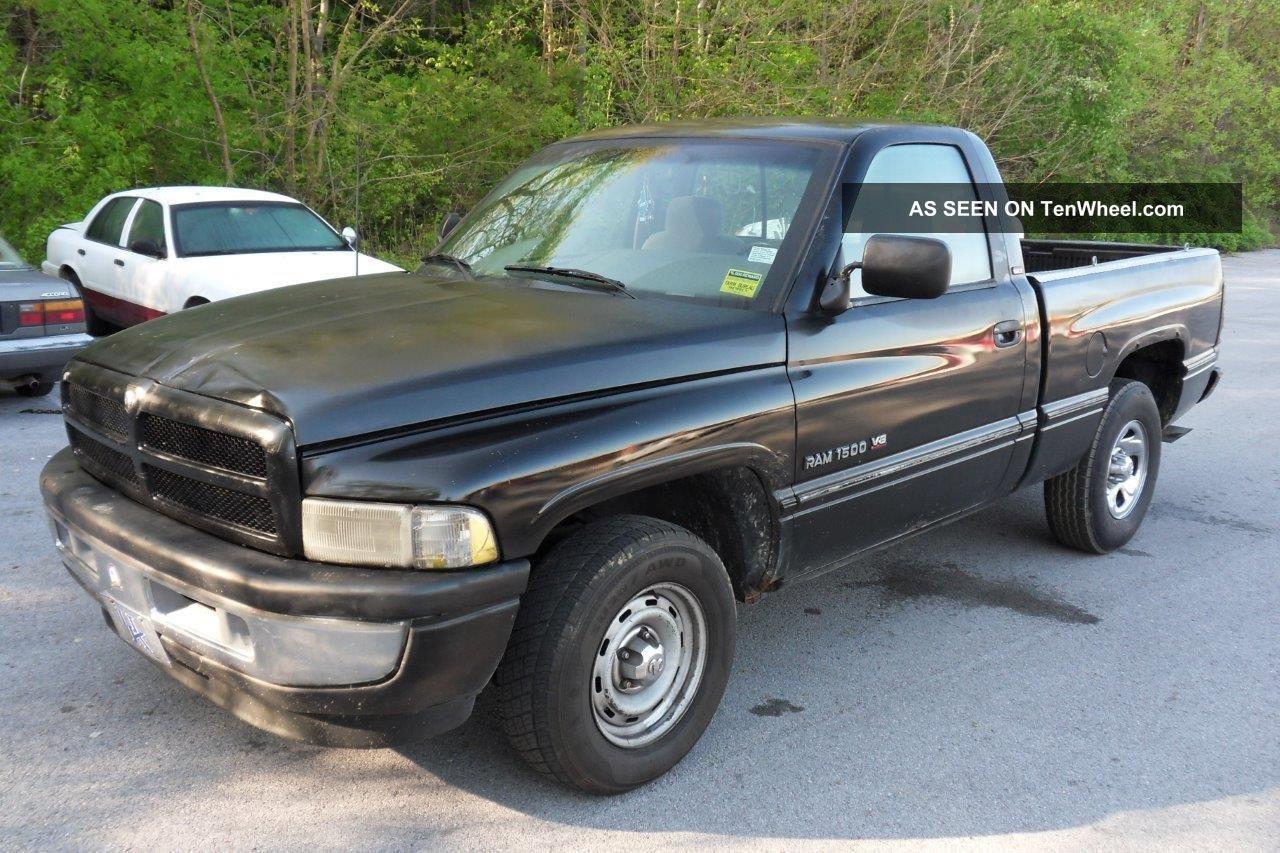 dodge ram  pickup  door  runs drives