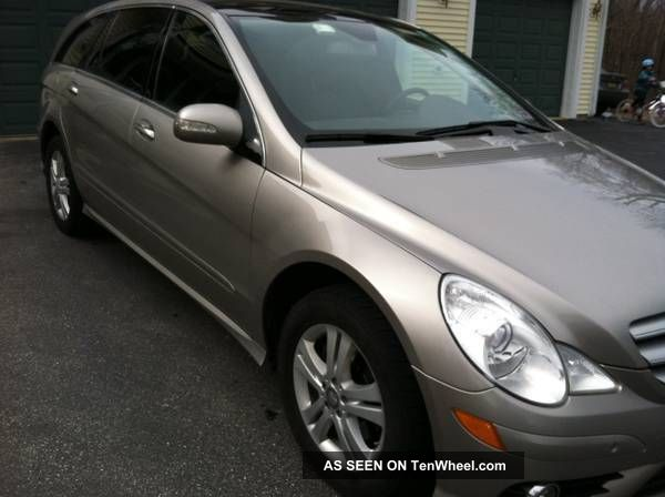 2008 Mercedes Benz R350,  4 Matic,  Awd R-Class photo