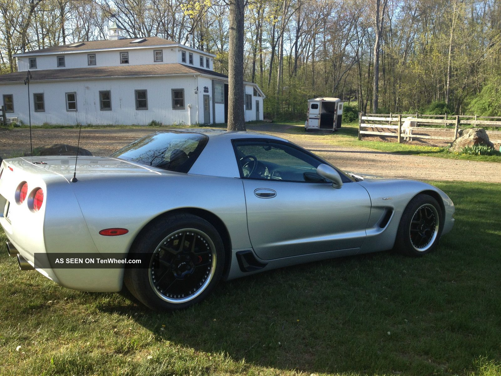Corvette Z Lgw