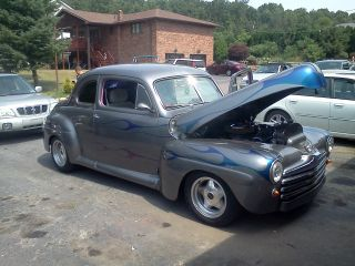 1947 Ford Cp Streetrod photo