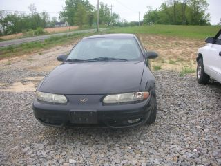 2000 Oldsmobile Alero Gls Sedan 4 - Door 3.  4l photo