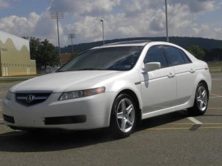 2006 Acura Tl 3.  2l Xm Sat Radio Hid History Loaded photo