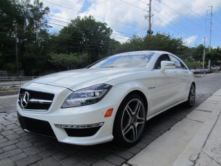 2012 Mercedes - Benz Cls63 Amg P30 550hp Cpo photo