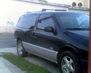 2000 Mercury Villager Sport Mini Passenger Van 3 - Door 3.  3l photo