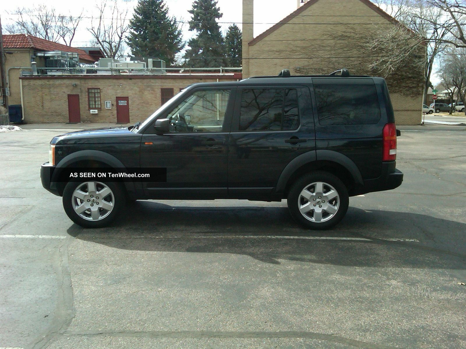 2005 land rover lr3 hse tires alloys 94k perfect. Black Bedroom Furniture Sets. Home Design Ideas