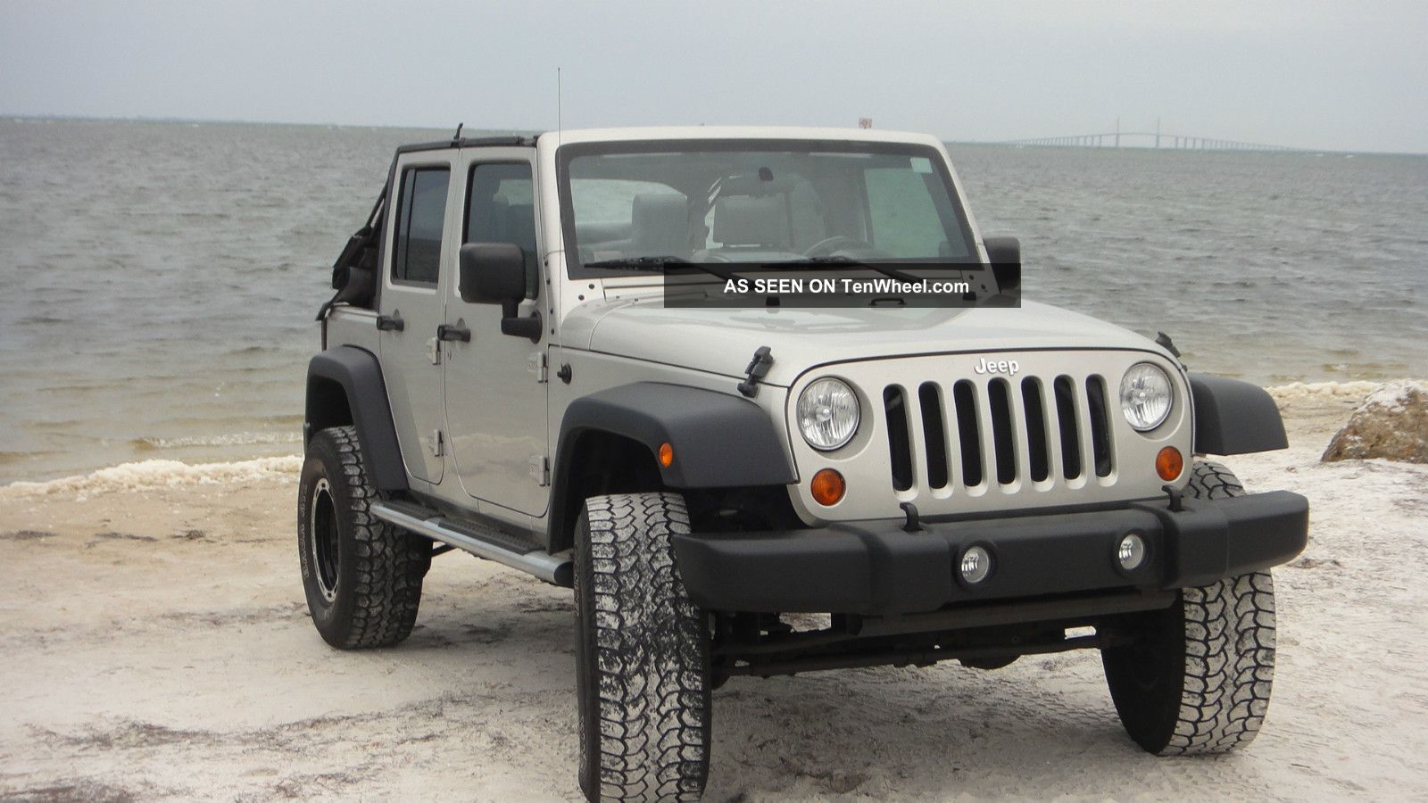 2007 Jeep Wrangler Unlimited Owners Manual
