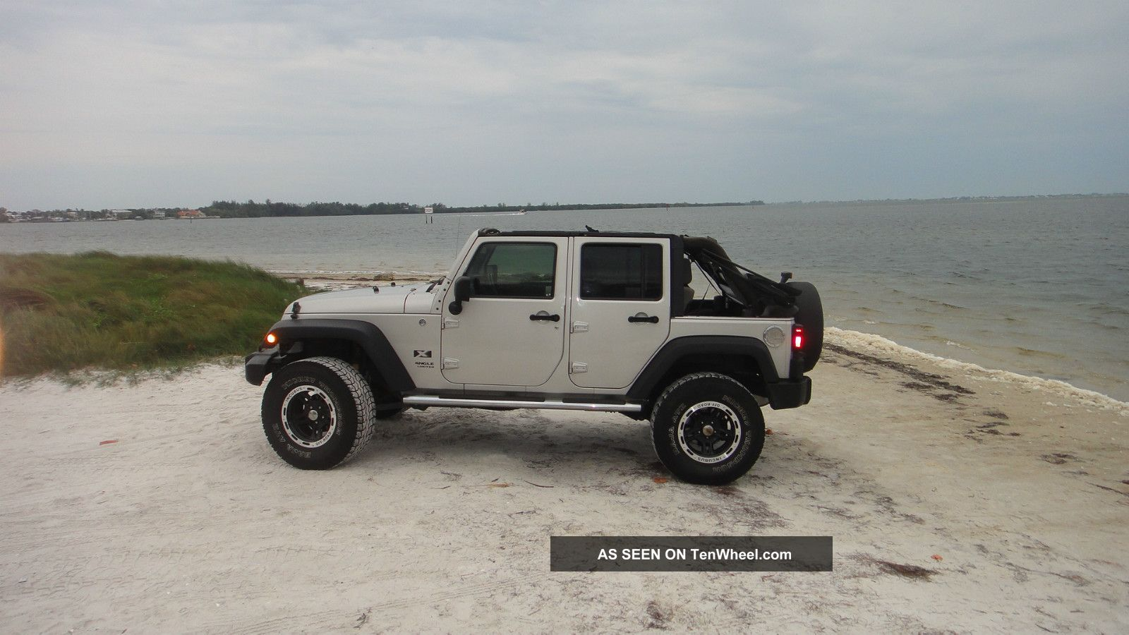 2007 jeep wrangler unlimited x incubus edition wrangler photo 5. Cars Review. Best American Auto & Cars Review