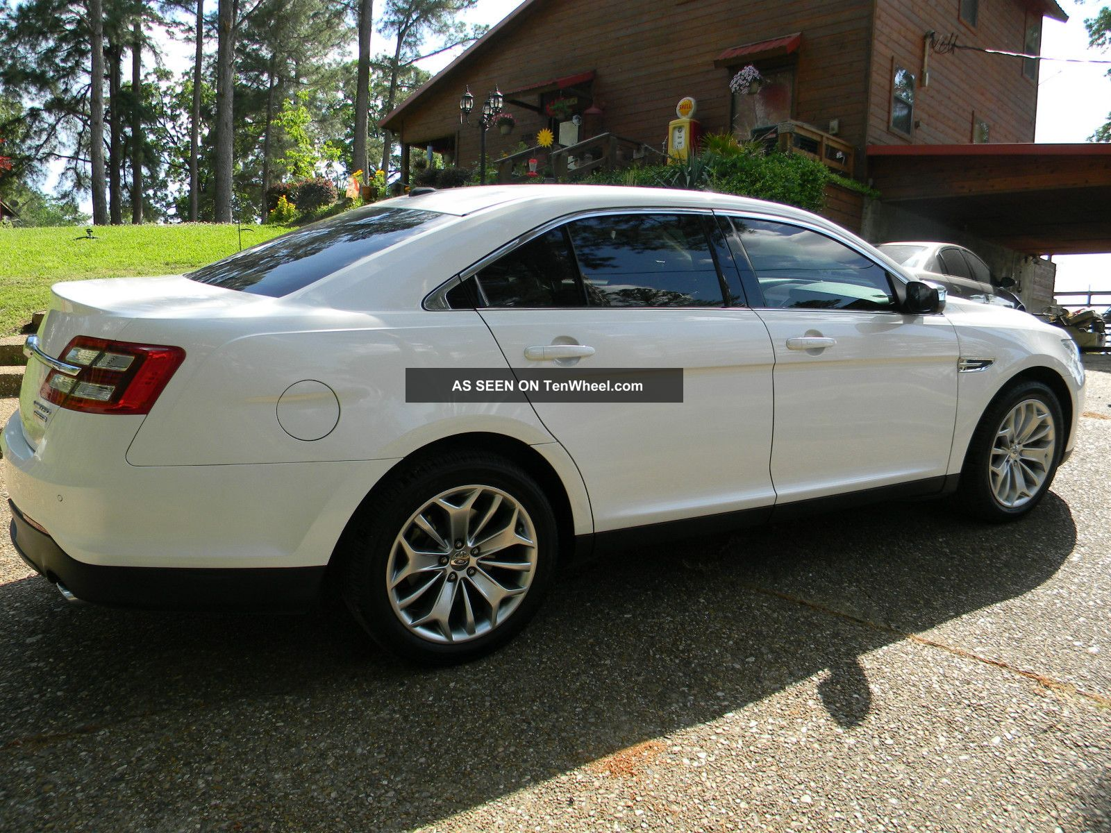 2013 ford taurus limited sedan 4 door 3 5l taurus photo 8. Cars Review. Best American Auto & Cars Review
