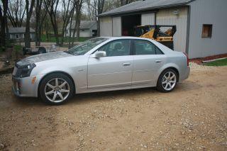 2006 Cadillac Cts V photo