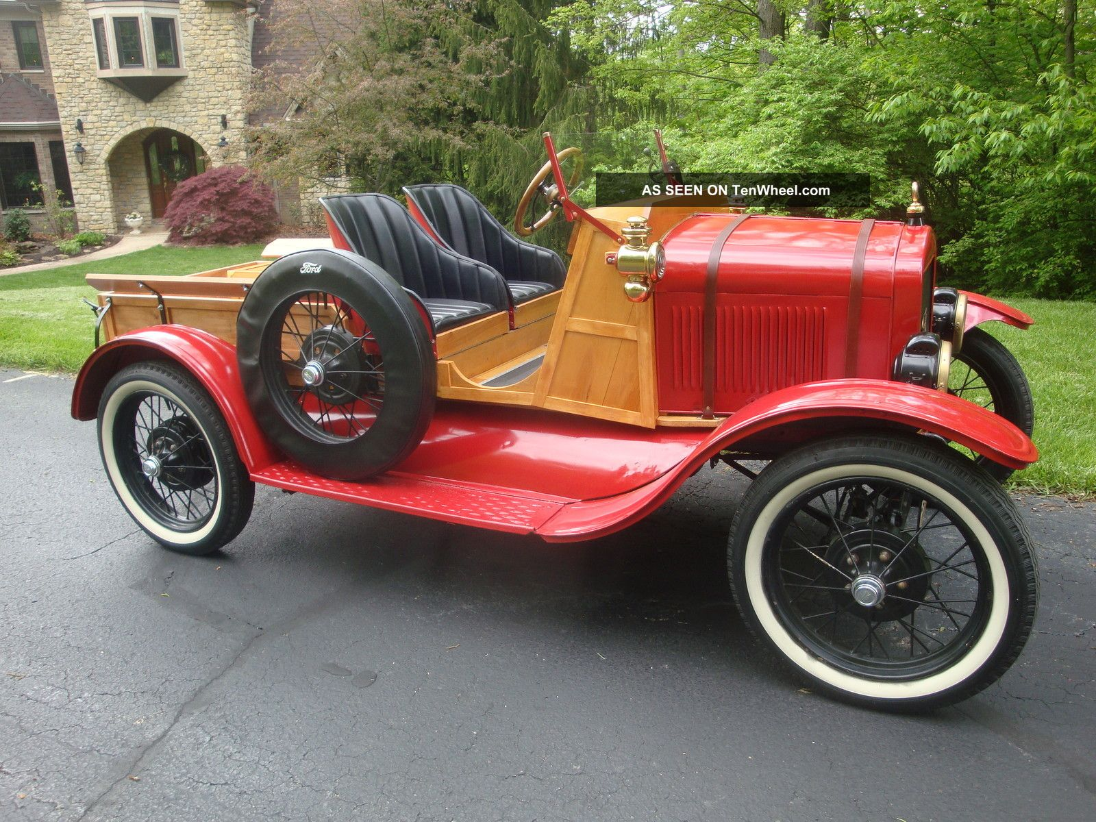 1927 Ford Model T Speedster Pickup