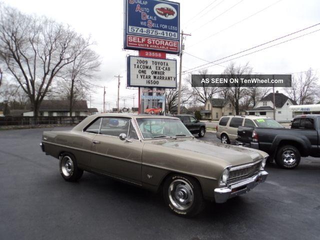 1966 Chevrolet Nova 327 Complete Restore Excellent Nova photo