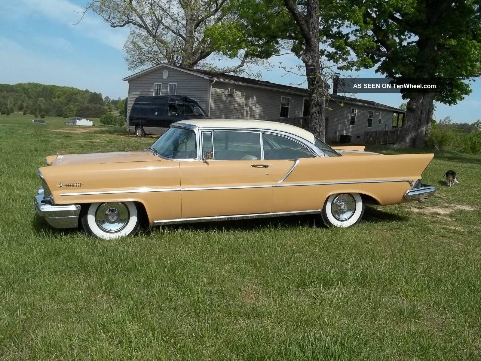 1957 Lincoln Premier 2 Door Hardtop Other photo