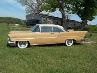 1957 Lincoln Premier 2 Door Hardtop photo