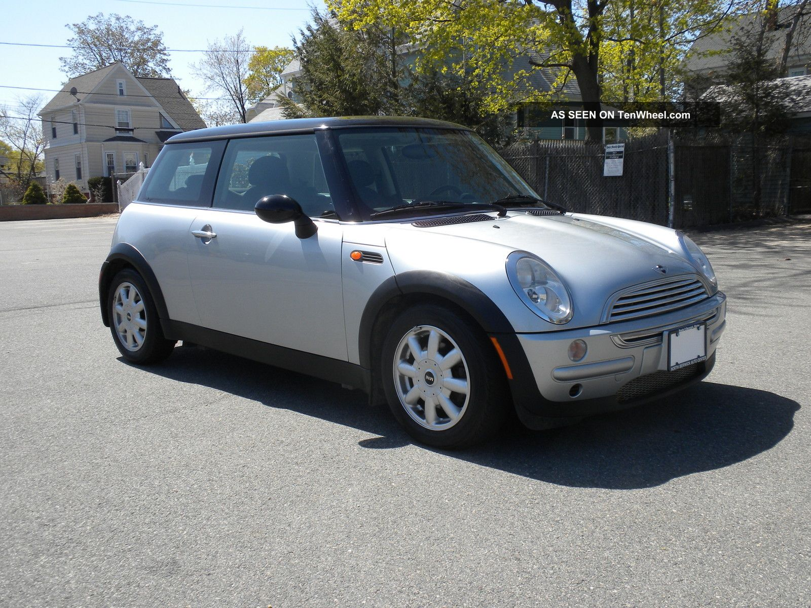2004 mini cooper automatic ac 35 mpg financing available rh tenwheel com 2004 Mini Cooper Radio Manual Blue 2004 Mini Cooper S Manual