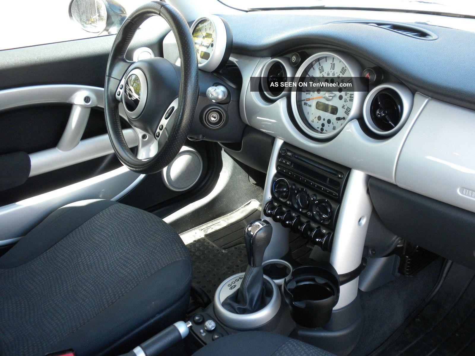 mini cooper transmission autos post. Black Bedroom Furniture Sets. Home Design Ideas