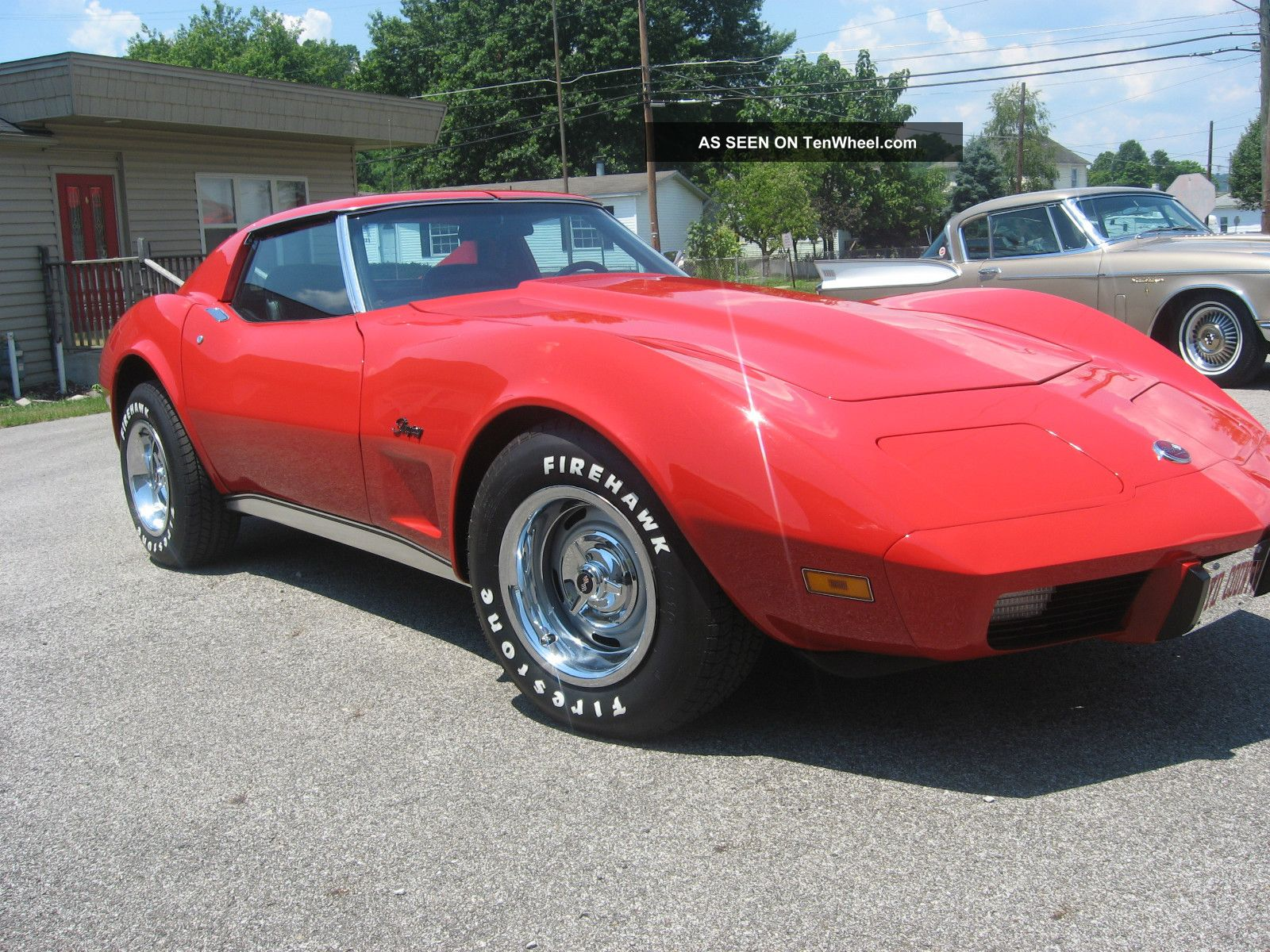 1975 chevrolet corvette stingray coupe 2 door 5 7l corvette photo. Cars Review. Best American Auto & Cars Review