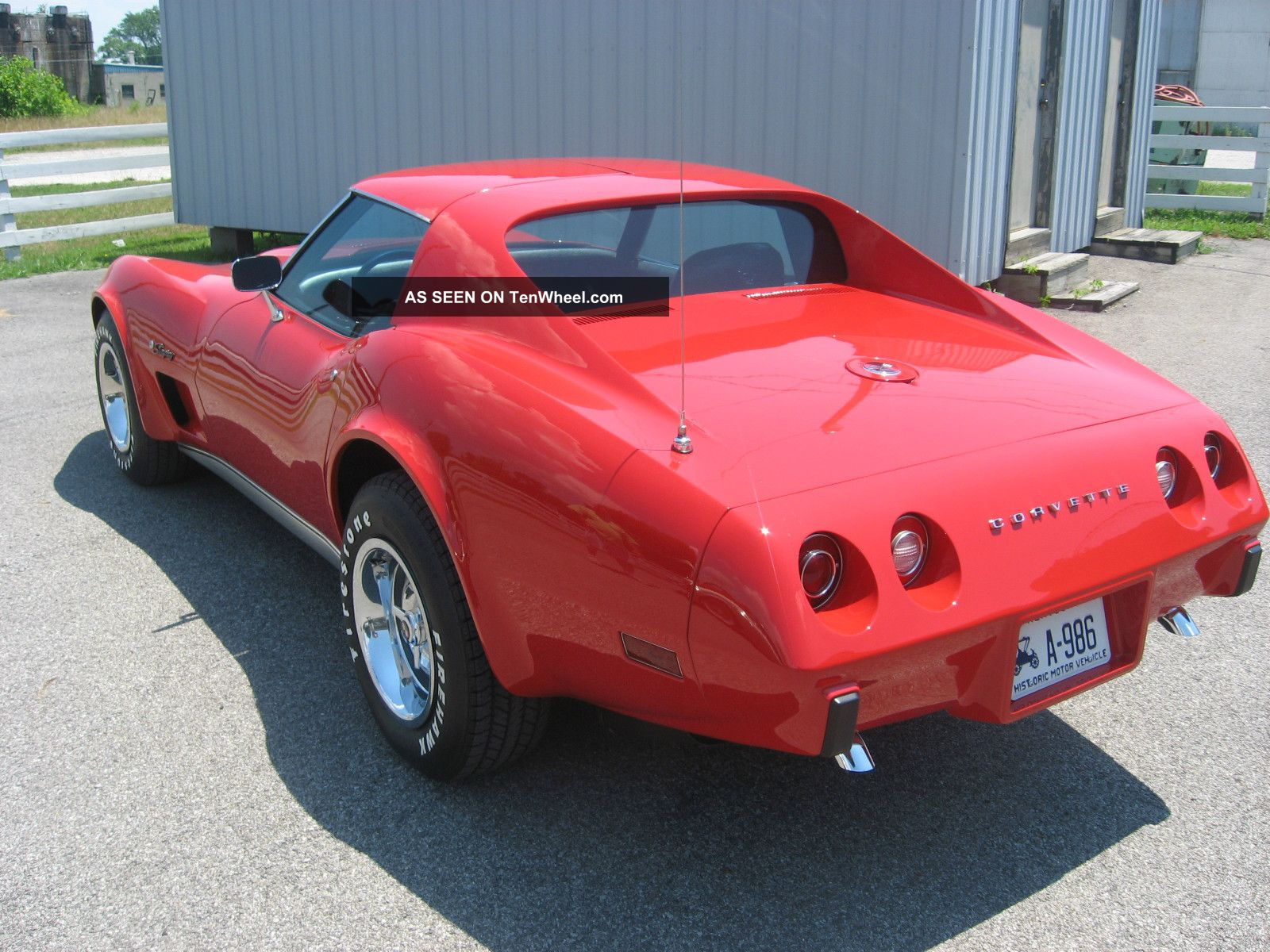 1975 chevrolet corvette stingray coupe 2 door 5 7l corvette photo 5. Cars Review. Best American Auto & Cars Review