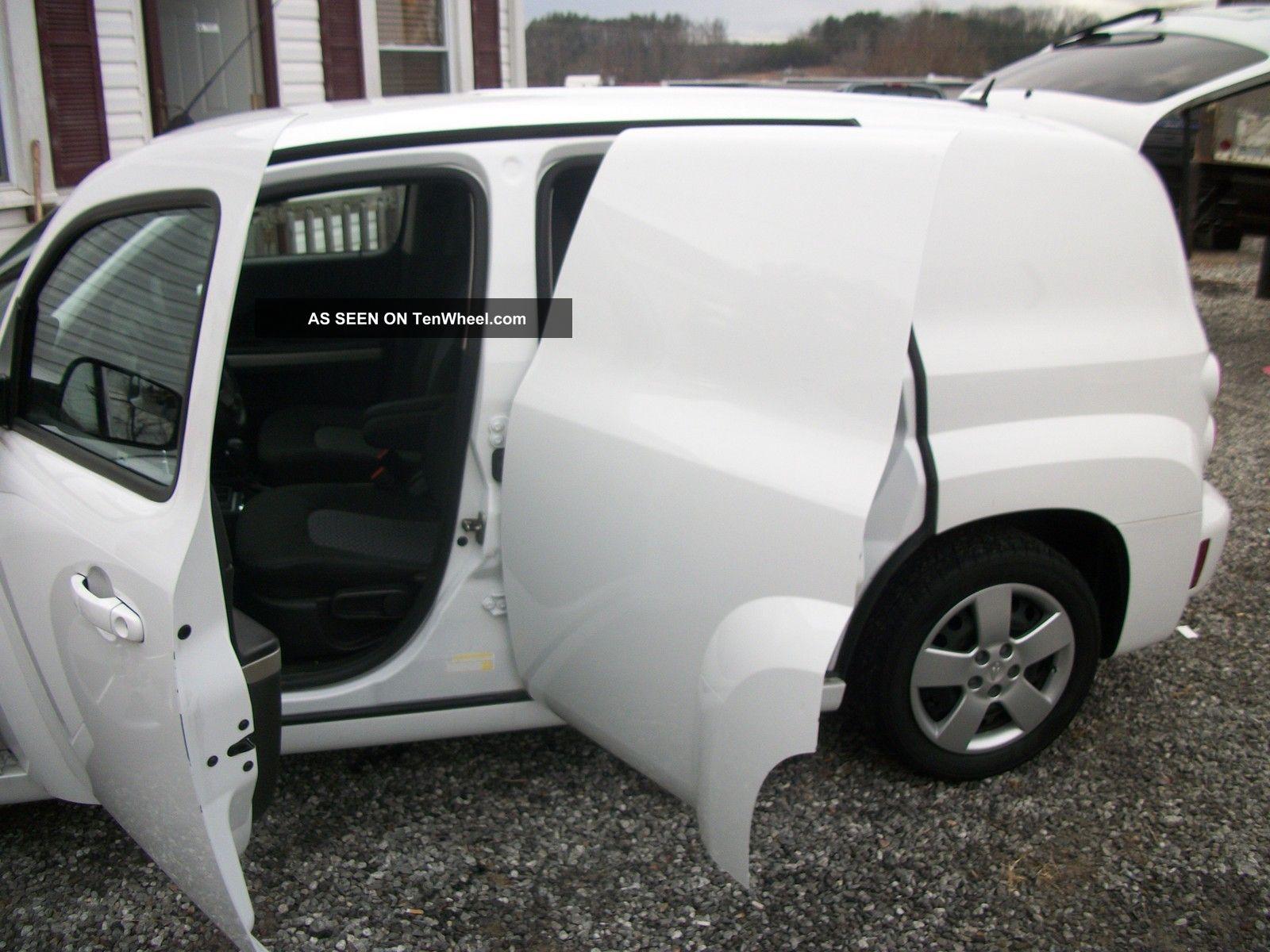 2009 Chevrolet Hhr Ls Panel Wagon 4 Door 2 2l