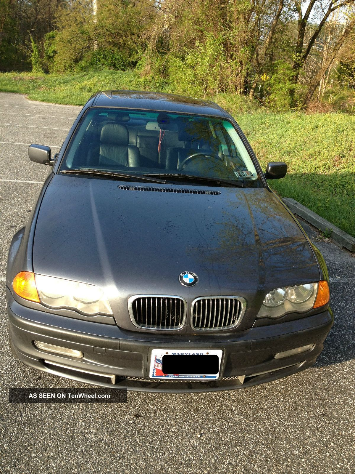 State Inspected 2001 Bmw 330xi Sedan 4 - Door 3.  0l Awd Gray - & Ready To Go 3-Series photo