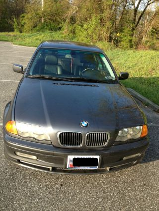 State Inspected 2001 Bmw 330xi Sedan 4 - Door 3.  0l Awd Gray - & Ready To Go photo