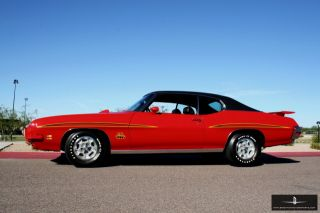 1971 Pontiac Gto Judge 1 Of Only 357 Coupes.  Real Deal Gto photo