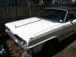 1966 Dodge Monaco Convertible - Rare photo