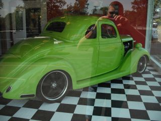 1936 Ford Deuce Coupe Street Rod photo